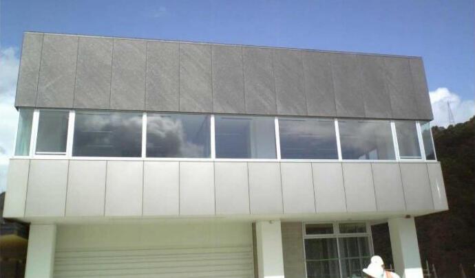 長井ダム管理庁舎の写真